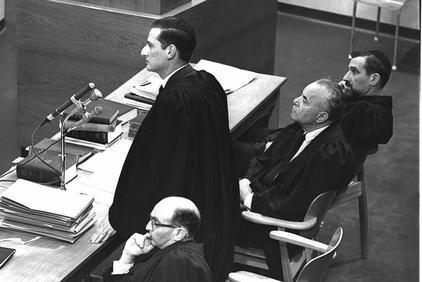 Adolf, Adolf Hitler, Adolf Eichmann, Nazi, Nazis, Eichmann Prozess, Gabriel Bach