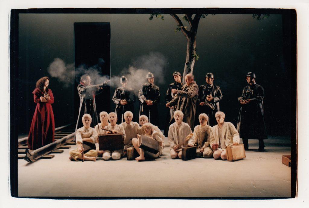 Hanoch Levin, Theater, Israel