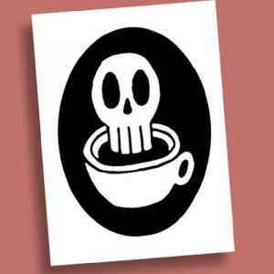 Kaffeekränzchen Tod