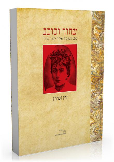 """""""Schwarz und stern"""" handelt von Nathan Wassermanns Versuch, sich der deutsch-jüdischen Dichterin Else Lasker-Schüler anzunähern. In diesem Abschnitt besucht er Trude Dotan, um Elses Totenmaske zu photographieren."""