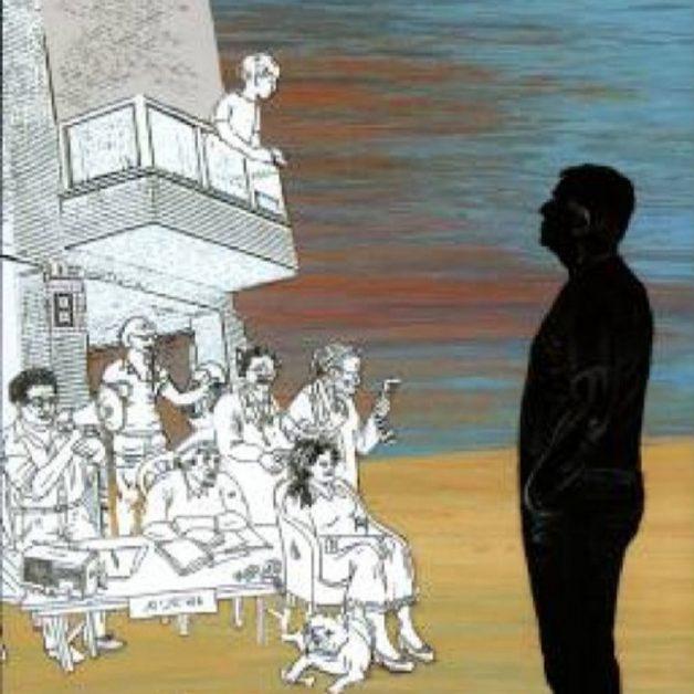 Rami Bar-Adon, Tel-Aviv, Würstchenstand, Kurzgeschichte