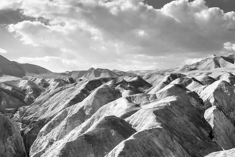 Judaean Desert von Ishai Parasol
