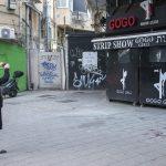 Striper, Israel, Sexindustrie