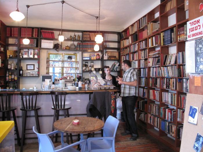 Buchladen, Tel Aviv, Israel, Literatur