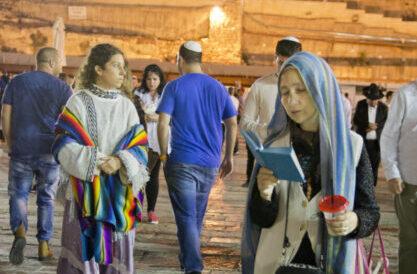 Jerusalem, Jom Kippur, Slichot