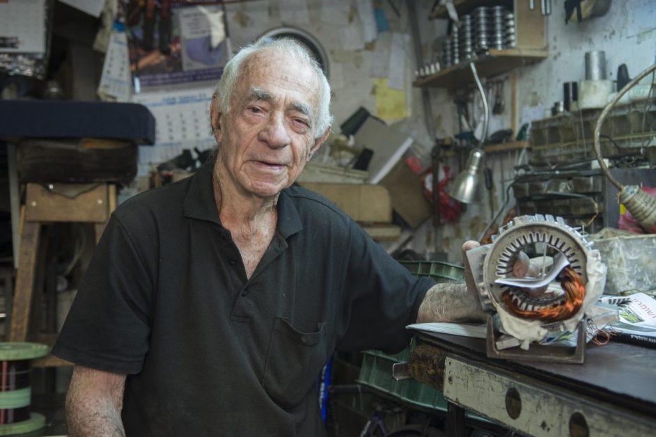 Senioren in Israel, israelischer Senior, israelische Senioren