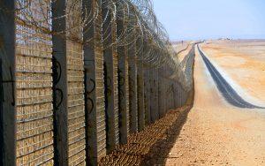 Grenze, Ägypten, Flüchtlinge, Schmuggel, Soldaten