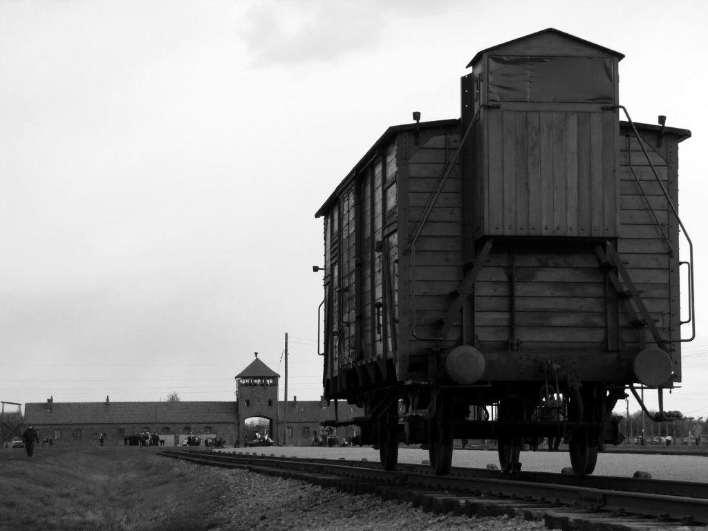 Auschwitz, Zug, Jom haschoa, Holocaust, Israel