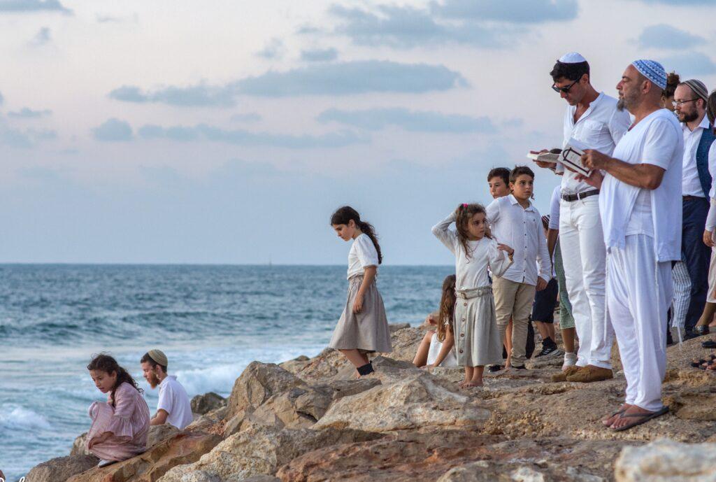 Taschlich, jüdisches Neujahr, Rosch haschana