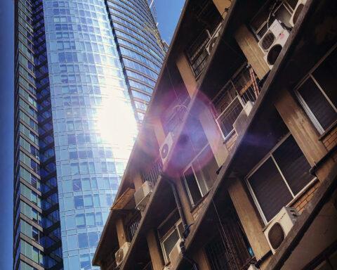 Altneuland, Tel Aviv, Moderne