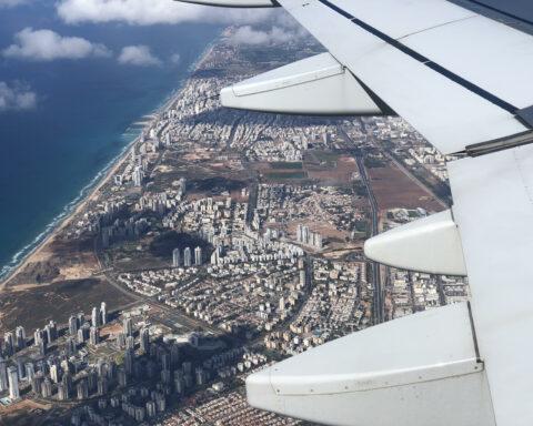 Flughafen Ben Gurion, Israel, fliegen, reisen, Flugverkehr